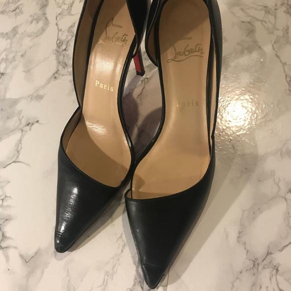 1e6d947b999c Christian Louboutin Shoes - Christian Louboutin d Orsay Heels